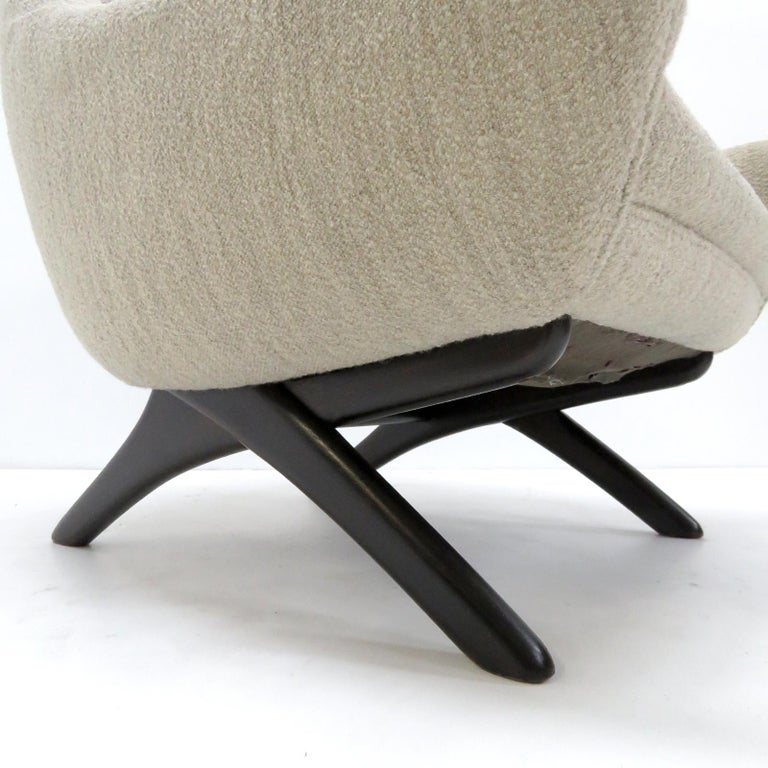 Illum Wikkelso ML-90 Armchair, 1960s For Sale 2