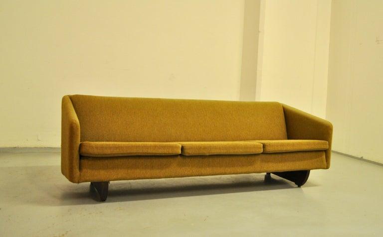 Illum Wikkelso Sofa ML90 for Mikael Laursen, 1965 For Sale 4