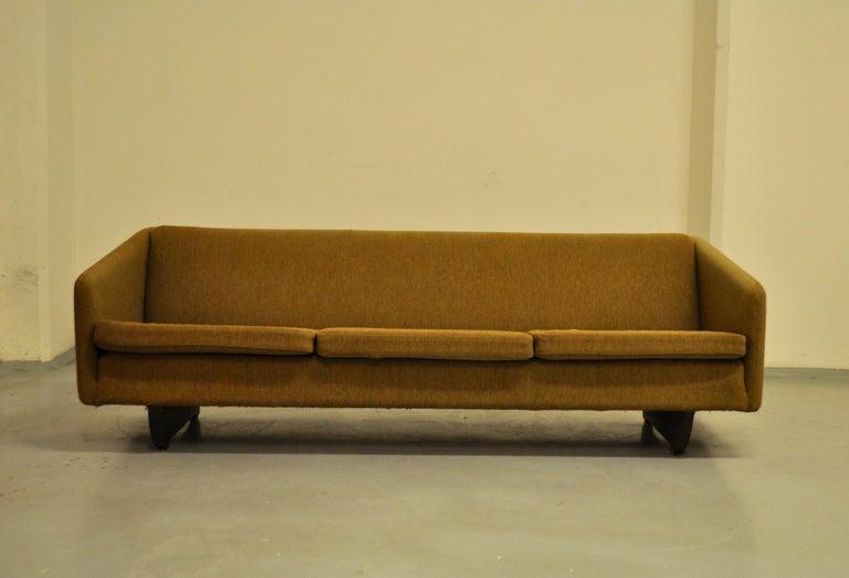 Illum Wikkelso Sofa ML90 for Mikael Laursen, 1965 For Sale 5