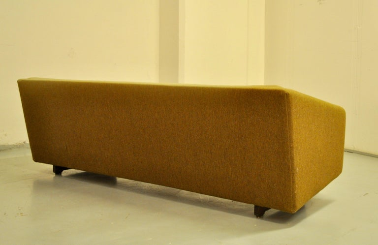 Illum Wikkelso Sofa ML90 for Mikael Laursen, 1965 In Good Condition For Sale In Paris, FR