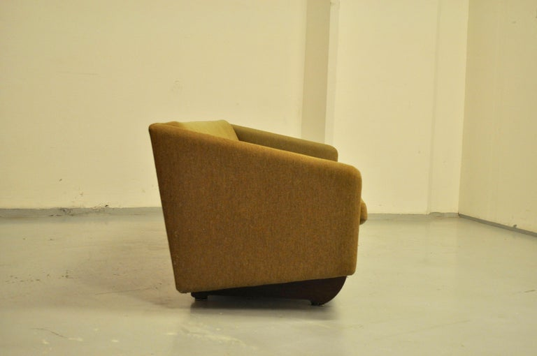 Wool Illum Wikkelso Sofa ML90 for Mikael Laursen, 1965 For Sale