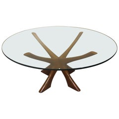 Illum Wikkelso T118 Teak Coffee Table