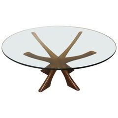 Illum Wikkelso T118 Teak Coffee Table