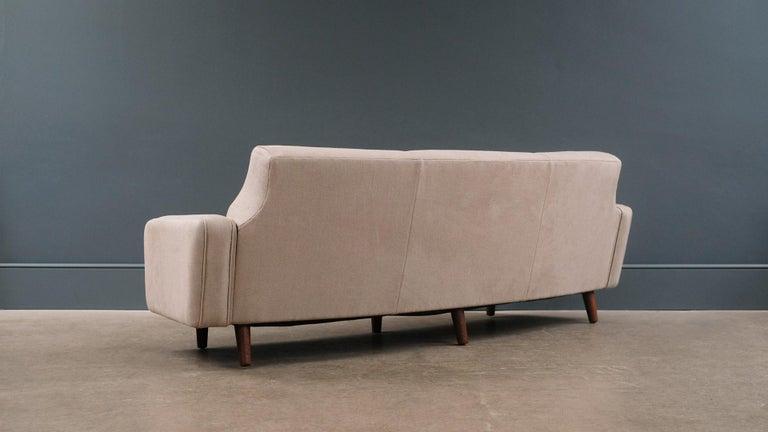Linen Illum Wikkeslo Sofa For Sale