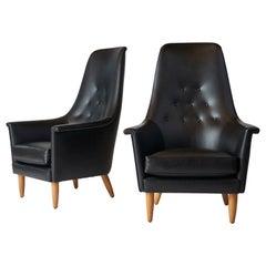 Illums Bolighus Lounge Chairs
