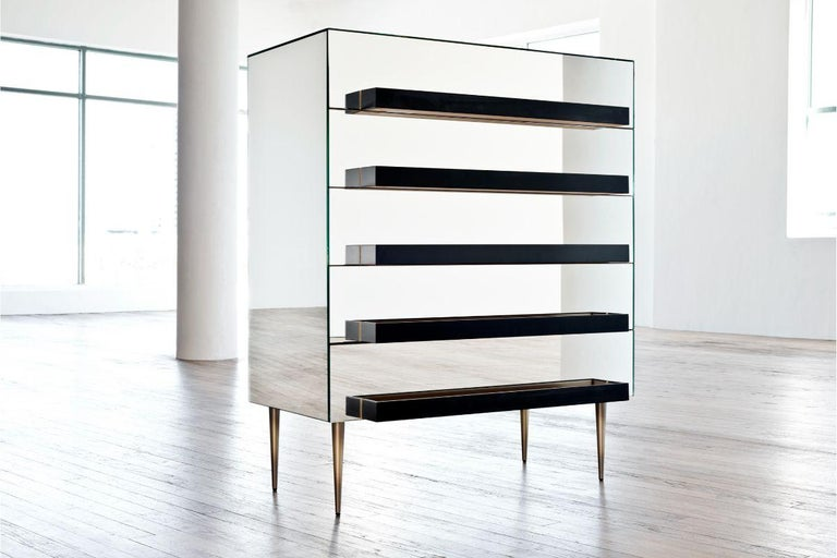 American Illusion Dresser by Luis Pons For Sale