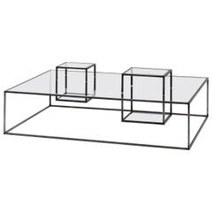 Illusioni Large Coffee Table by Sebastiano Tosi & Mogg