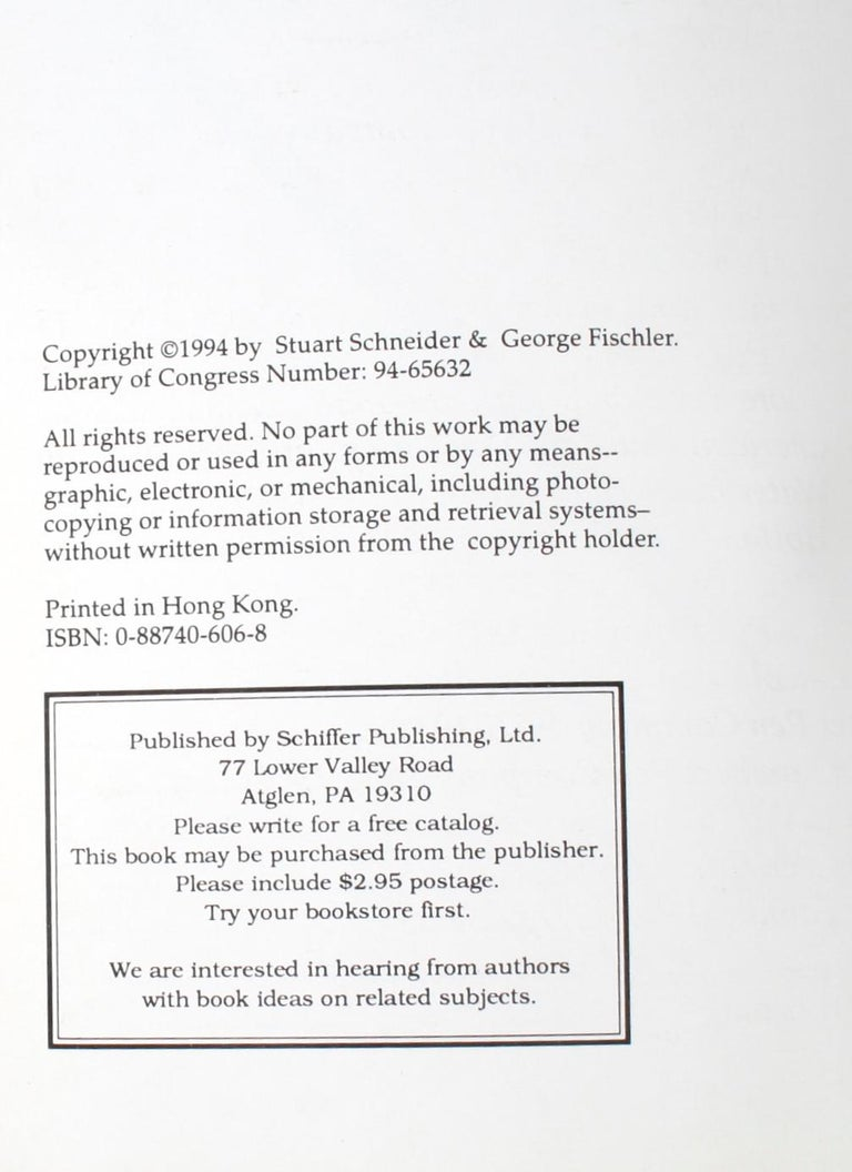 Illustrated Guide to Antique Writing Instruments by George Fischler, 1st Edition For Sale 14
