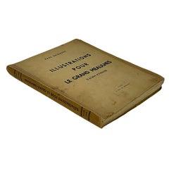 Illustrations pour le Grand Meaulnes, D'Alain-Fournier, Gand 1939