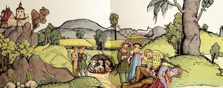Illustrierte Sittengeschichte, Die Galante Zeit/Ergänzungsband Volumes 1 and 2 For Sale 1