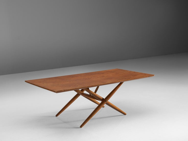 Scandinavian Modern Ilmari Tapiovaara 'Domino' Coffee Table For Sale