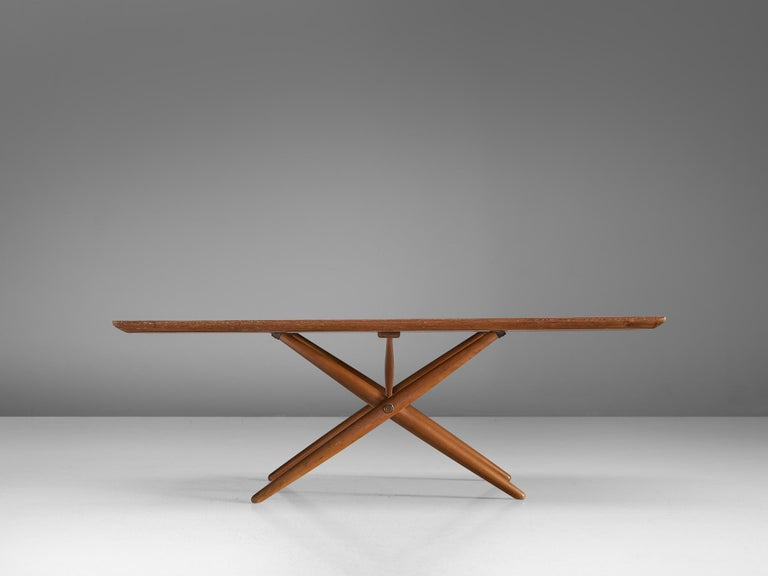 Finnish Ilmari Tapiovaara 'Domino' Coffee Table For Sale