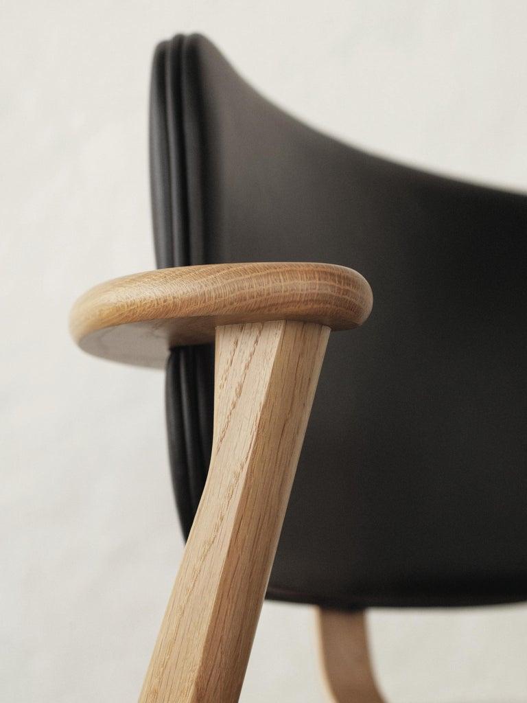 Ilmari Tapiovaara Domus Chair in Honey Stained Birch for Artek For Sale 7