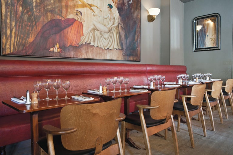 Ilmari Tapiovaara Domus Chair in Honey Stained Birch for Artek For Sale 12
