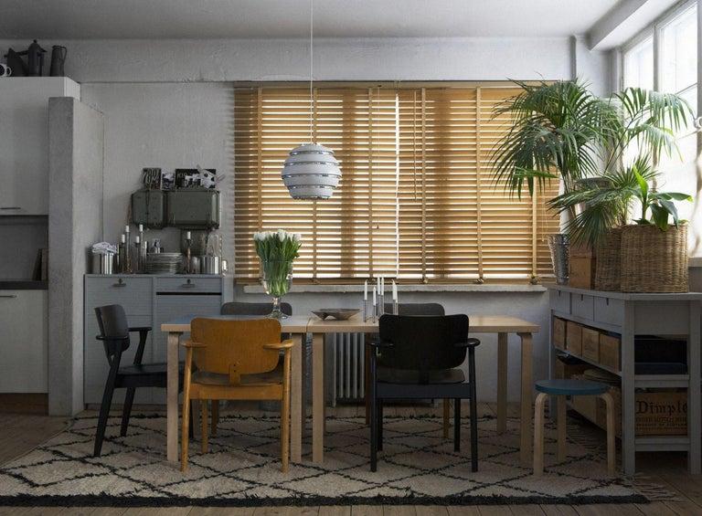Ilmari Tapiovaara Domus Chair in Natural Oak for Artek For Sale 12