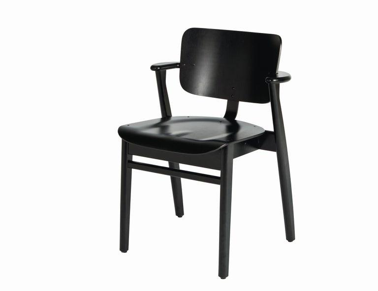 Ilmari Tapiovaara Domus Chair in Natural Oak for Artek For Sale 1
