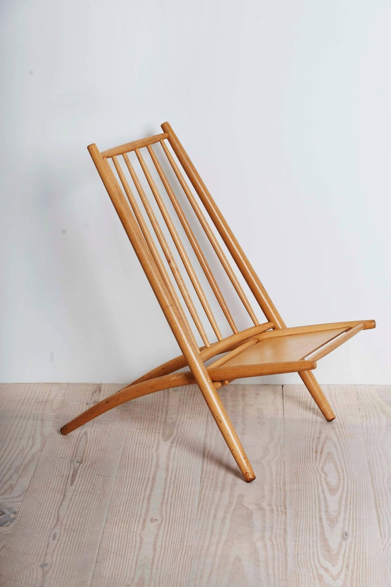 Ilmari Tapiovaara, Early Congo Chair, circa 1953 In Good Condition For Sale In New York, NY