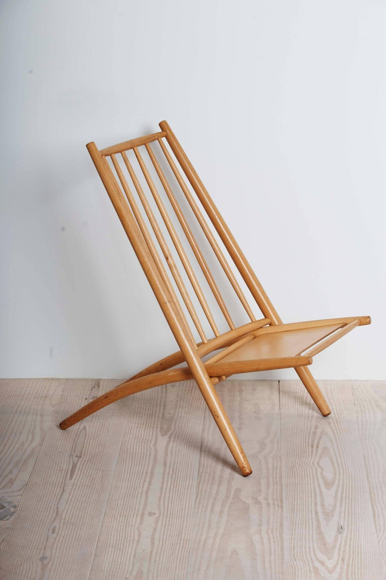 20th Century Ilmari Tapiovaara, Early Congo Chair, circa 1953 For Sale