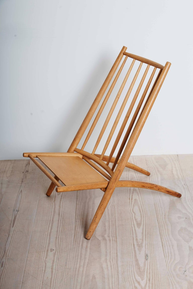 Ilmari Tapiovaara, Early Congo Chair, circa 1953 For Sale 1