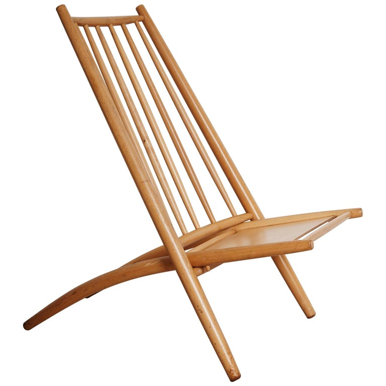 Ilmari Tapiovaara, Early Congo Chair, circa 1953 For Sale