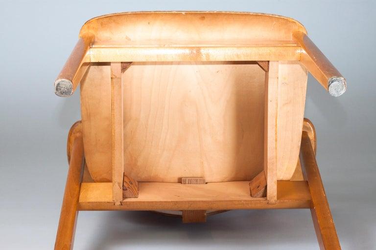 Ilmari Tapiovaara Midcentury Domus Chair