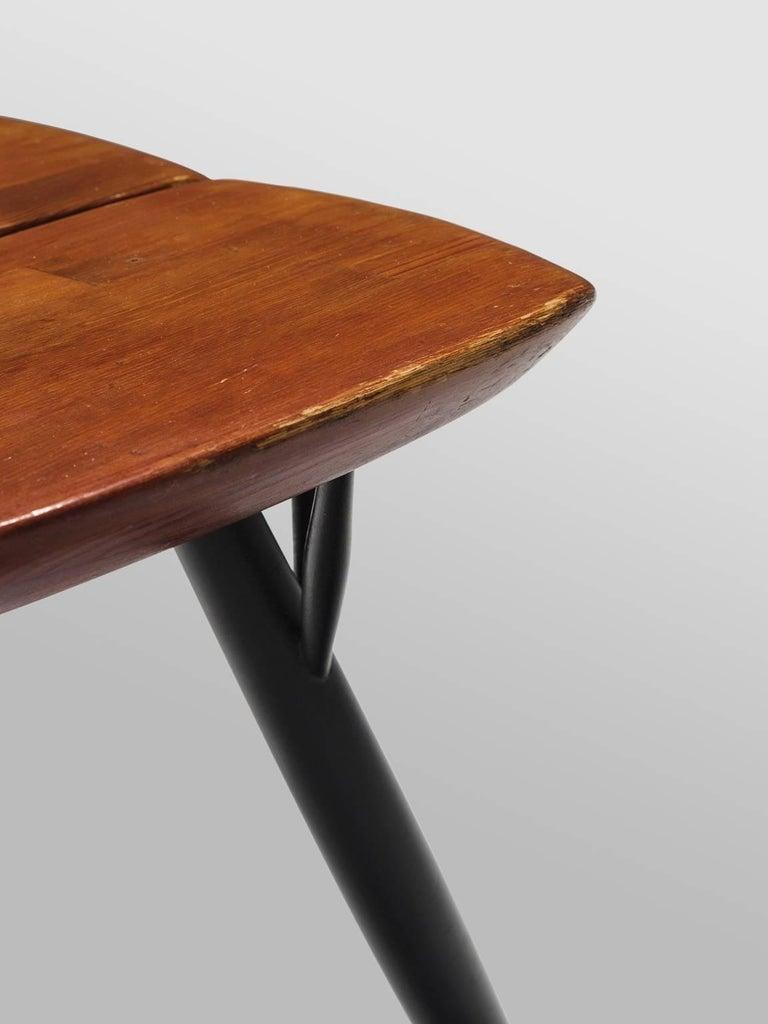 Ilmari Tapiovaara Set of Four Pirkka Chairs For Sale 2