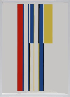 Minimalist Geometric Abstract by Bolotowsky