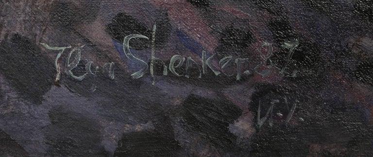 Swan Lake - Painting by Ilya Shenker