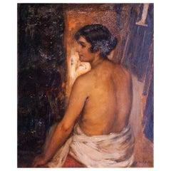 Im Atelier, Curt Agthe, 1862-1909