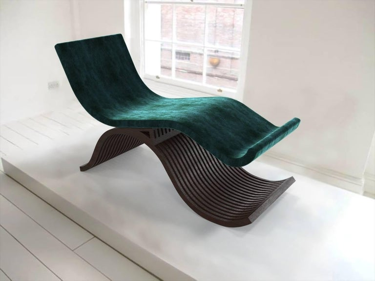 British Iman Chaise by Miminat Designs For Sale