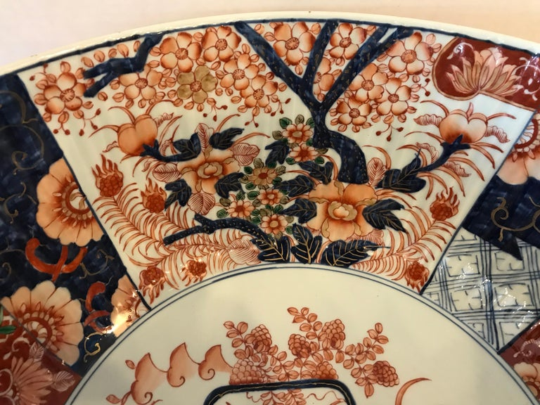 Imari Punch Bowl For Sale 1