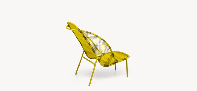 Imba Armchair for Indoor and Outdoor For Sale 6