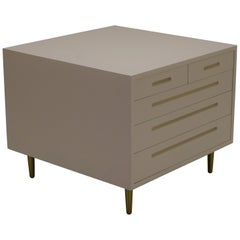 Immaculate Dunbar Sofa End Table for Sectionals and Corner Amalgamation
