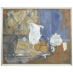 Immanuel Ibsen, Still Life Painting