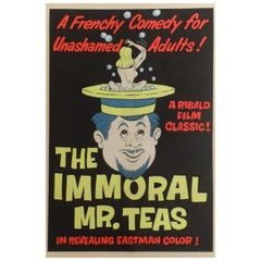 Immoral Mr. Teas, The '1959' Poster