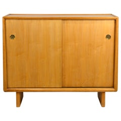 Impeccable Gentleman's Chest or Cabinet by T.H. Robsjohn Gibbings