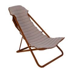 Imperial Cashmere Beige Deckchair