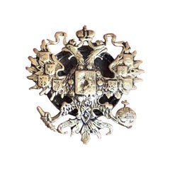 Imperial Russian Coat of Arms, circa 1880