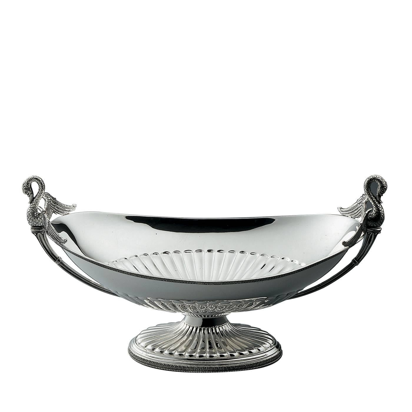 Impero Centrepiece with Handle
