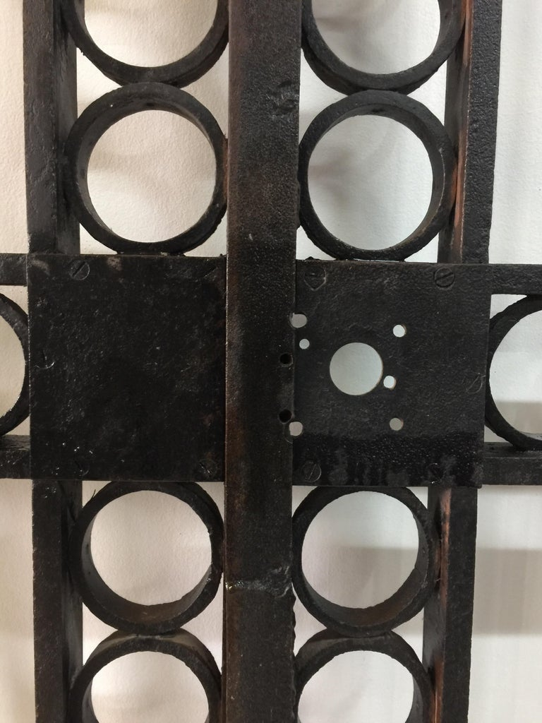 Important 19th Century French Iron Entrance Gates For Sale 3