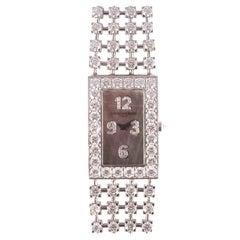Important 20.71 Carat David Morris Wristwatch