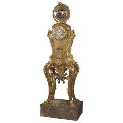 Important Astronomical Regulator Clock Attributed to François Linke, circa 1900