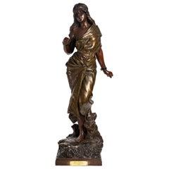 Important Bronze, Art Nouveau