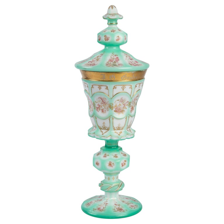 Important Charles X Goblet For Sale