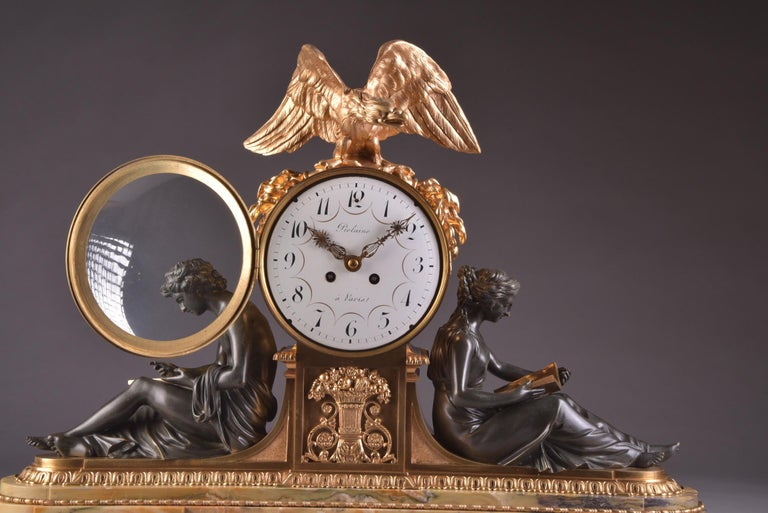 Neoclassical Important Clock