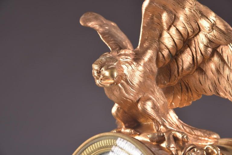 19th Century Important Clock