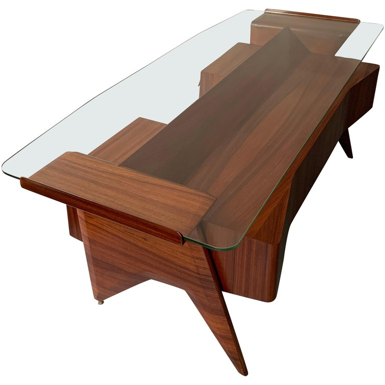 Important Desk by Gio Ponti For Sale