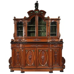 Important Display Sideboard Attributed to F. Barbedienne