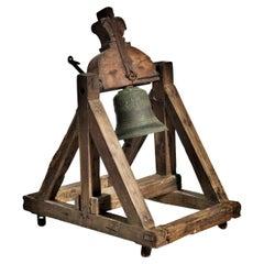 Important Dutch Bell 17th Century ( 1695 )