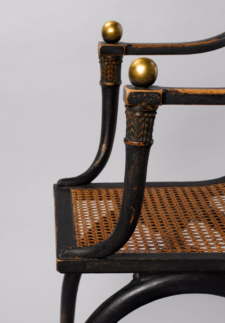 Despite his long life, very little is known about the general production of menuisier (chairmaker) Jean-Joseph Chapuis and even less about his use of bent laminates, which must be viewed as the most advanced of its kind until the appearance of
